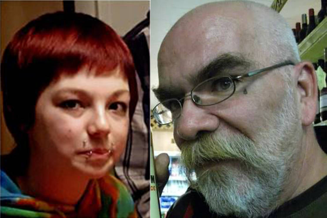 Nanaimo RCMP say Steven Michael Bacon, 53, has spoken with police. He was being sought for information he might have had in relation to Makayla Chang, last seen in Nanaimo March 17. (Photo contributed)