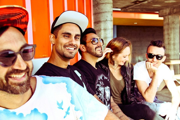 Delhi 2 Dublin performs at the Port Theatre with the Fugitives on Saturday (Sept. 19) at 7:30 p.m. The Vancouver-based band will be releasing its latest record