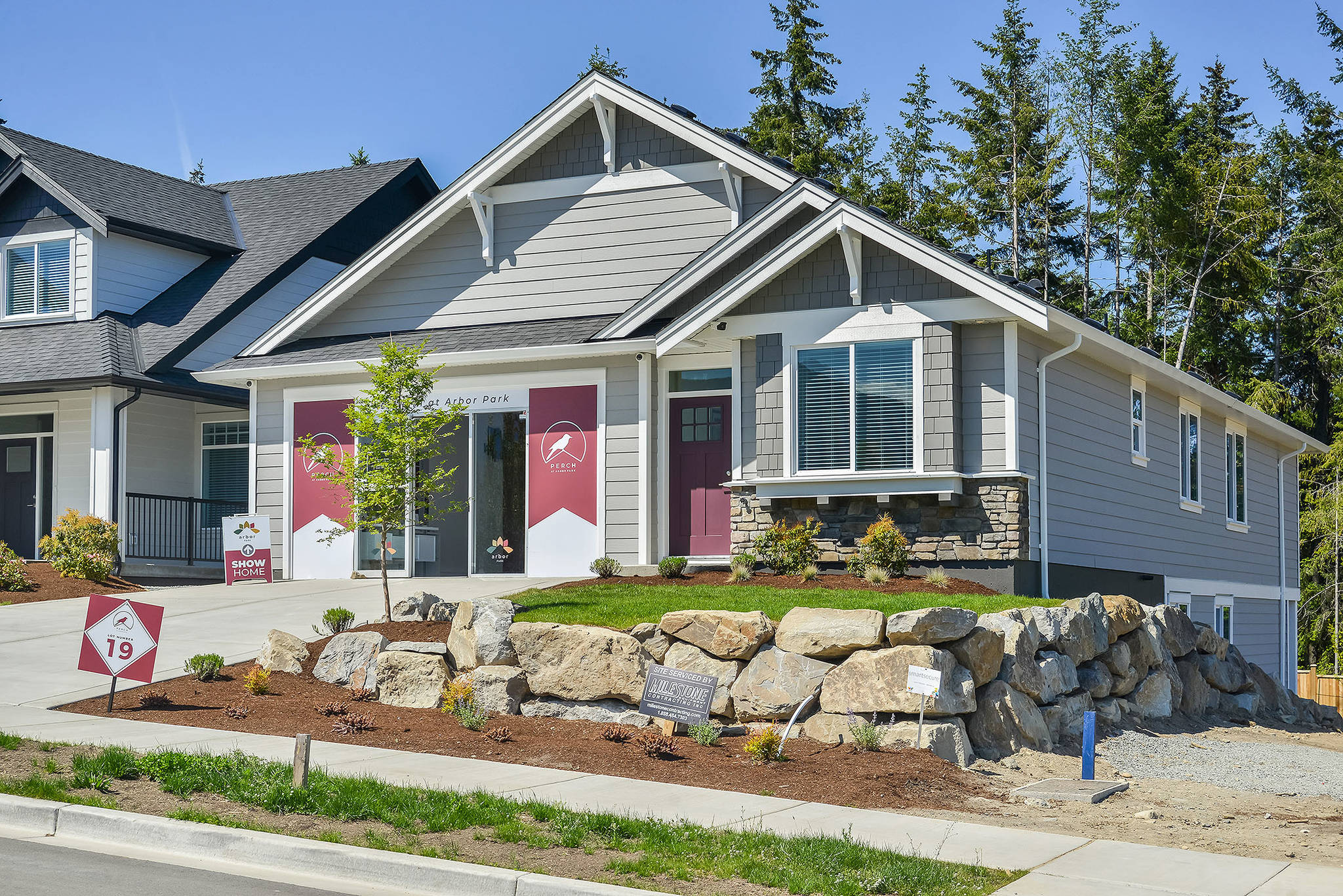 Developed by Vancouver Island's award-winning PacificGold Homes, Arbor Park is minutes from all the amenities of Beban Park, plus schools, shopping, dining and golf, with easy access to town, the Nanaimo Regional District Hospital and Nanaimo Parkway.